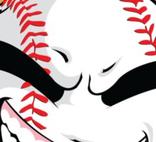 Tricksters Baseball Logo Sticker