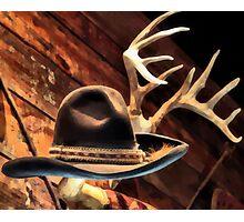 Sombrero Photographic Print