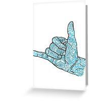 Shakka Greeting Card