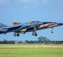 Dassault Mirage F.1C pair by Colin Smedley
