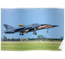 Dassault Mirage F.1C pair Poster