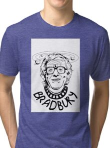 bray radbury white Tri-blend T-Shirt
