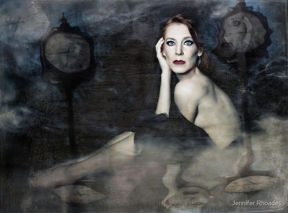 Burden of Memory by Jennifer Rhoades