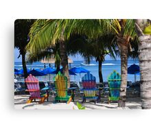 Caribbean... Canvas Print