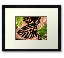 ©GS About Shadows Framed Print