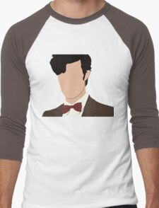 11th Doctor Men's Baseball ¾ T-Shirt