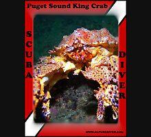 Puget Sound King Crab Shirts Unisex T-Shirt