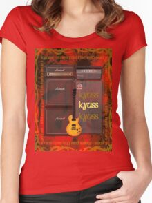 Kyuss - Blues For The Red Sun T-Shirt Women's Fitted Scoop T-Shirt