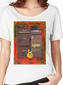 Kyuss - Blues For The Red Sun T-Shirt Women's Relaxed Fit T-Shirt