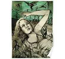Fay Wrays Origin Of Species  Poster