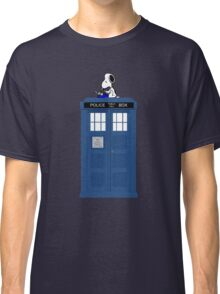Snoopy Doctor Who Classic T-Shirt