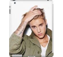 Justin B iPad Case/Skin