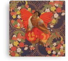 A Beautiful Strong Woman Just Flew By Canvas Print