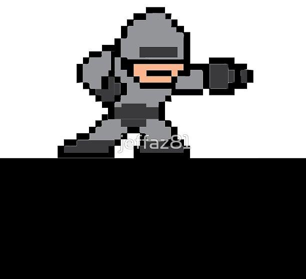 Mega Cop by jeffaz81