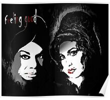 Nina & Amy Poster
