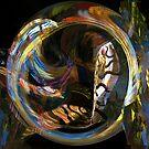 Fractals - Fish Tank by Susan Savad