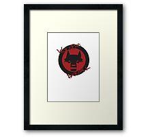 WolfPac Baseball!!  Framed Print