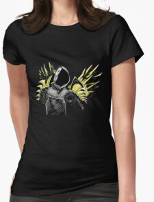 Tyrael the fallen angel Womens Fitted T-Shirt