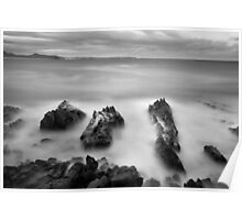 Bermagui Point Poster