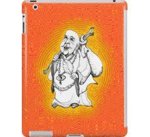 Friendly Buddha wanderer iPad Case/Skin