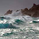 the deep green sea by Keith Midson