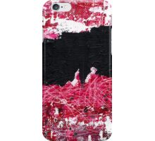 Through the black forest. iPhone Case/Skin