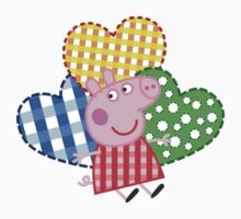 Peppa Pig Hearts Kids Clothes