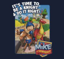 Mike the Knight!! Kids Clothes