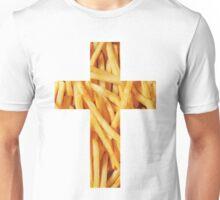 Fries - Cross Unisex T-Shirt