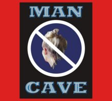 MAN CAVE One Piece - Short Sleeve