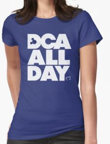 DCA All Day Womens Fitted T-Shirt
