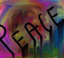 PEACE by Tina Vaughn