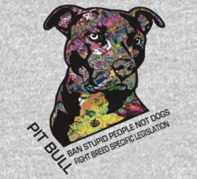 Pitbull BSL Black by Mcflytrek