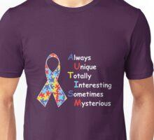 Autism Fact Unisex T-Shirt