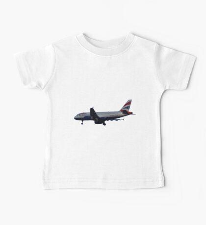 BA A320 Baby Tee