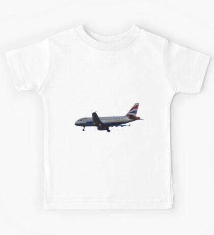 BA A320 Kids Tee