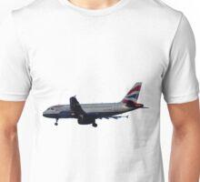 BA A320 Unisex T-Shirt