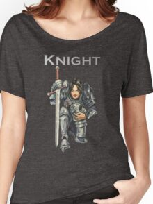 Knight Women's Relaxed Fit T-Shirt