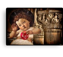 ☝ ☞EVEN BACK IN ANCIENT HISTORY THEY LOVED THE POMEGRANATES☝ ☞ Canvas Print