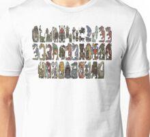Monster Hunter Tri- Monster Emblems Unisex T-Shirt