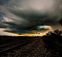 Storm Chasing in Texas by CaptiveMotion