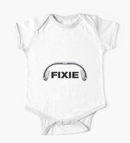 Classic Track Handlebars - FIXIE One Piece - Short Sleeve