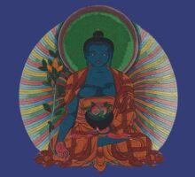 Adi-Buddha by Tim  Swain