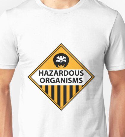 Metroid Warning Unisex T-Shirt