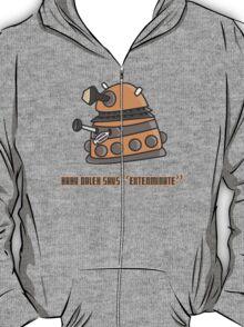 Baby Dalek says Exterminate T-Shirt