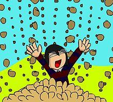 A Mole Of Potatoes by David Lin