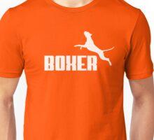 Boxer (white) Unisex T-Shirt