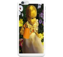 (✿◠‿◠) WATERING SUMMER FLOWERS IPHONE CASE (✿◠‿◠) iPhone Case/Skin