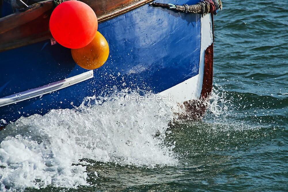 Making A Splash by Susie Peek