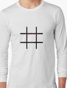 Rule Of Thirds 2 Long Sleeve T-Shirt